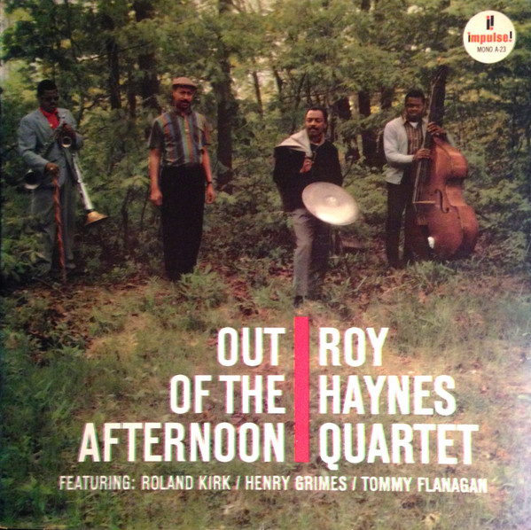 ROY HAYNES OUT OF THE AFTERNOON