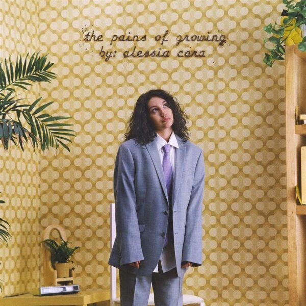 ALESSIA CARA - THE PAINS OF GROWING 2LP