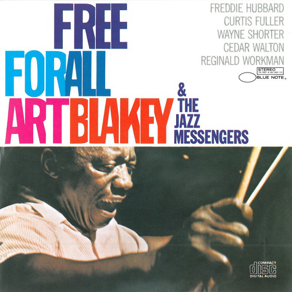ART BLAKEY FREE FOR ALL