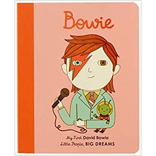 David Bowie Book ספר