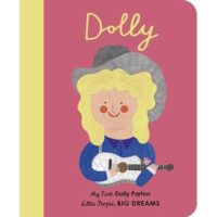 DOLLY PARTON BOOK