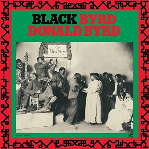 DONALD BYRD BLACK BYRD