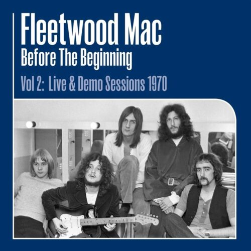 FLEETWOOD MAC BEFORE THE BEGINNING VOL. 2 3LP
