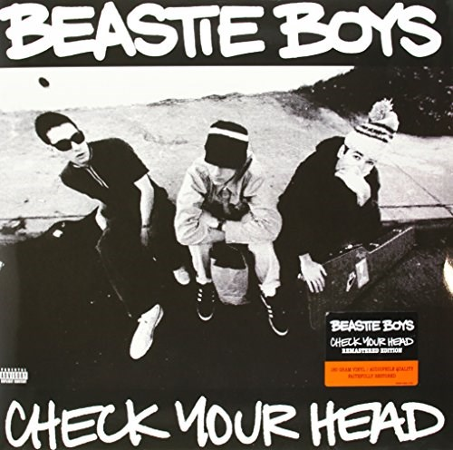 BEASTIE BOYS CHECK YOUR HEAD 2LP