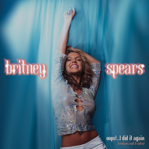 BRITNEY SPEARS - OOPS!... I DID IT AGAIN RSD 2020