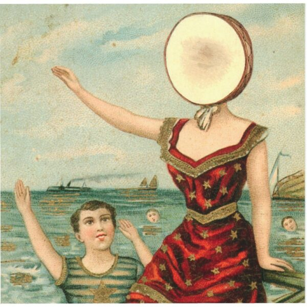 NATURAL MILK HOTEL - In The Aeroplane Over The Sea
