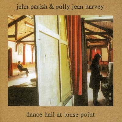 PJ HARVEY JOHN PARISH DANCE HALL VINYL