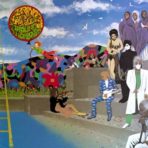 PRINCE - AROUND THE WORLD IN A DAY