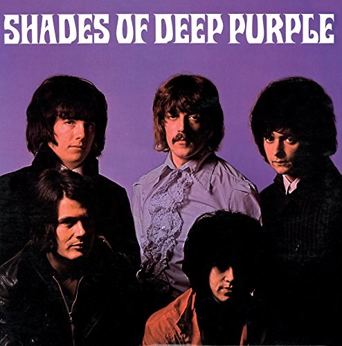 SHADES OF DEEP PURPLE VINYL תקליט