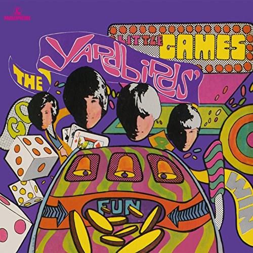 THE YARDBIRDS - LITTLE GAMES