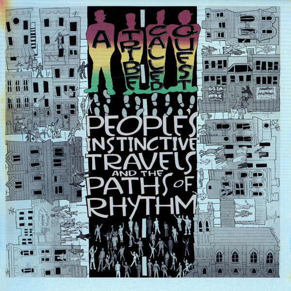 TRIBE CALLED QUEST PEOPLE INSTINCTIVE