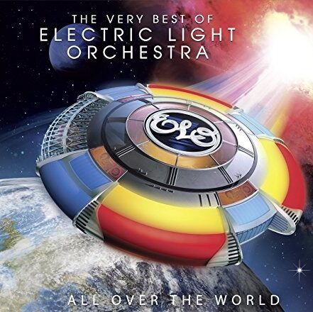 ELO - ALL OVER THE WORLD