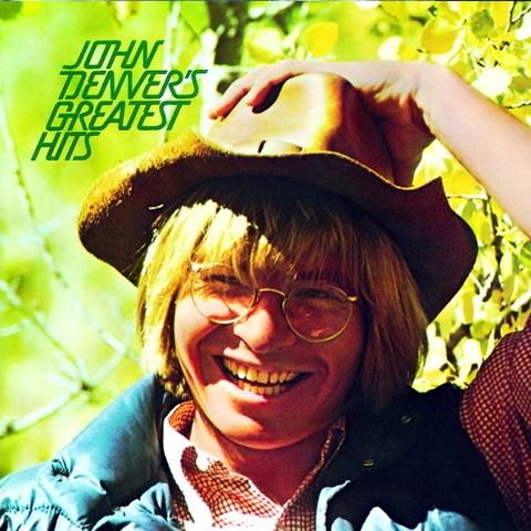 JOHN DENVER - GREATEST HITS