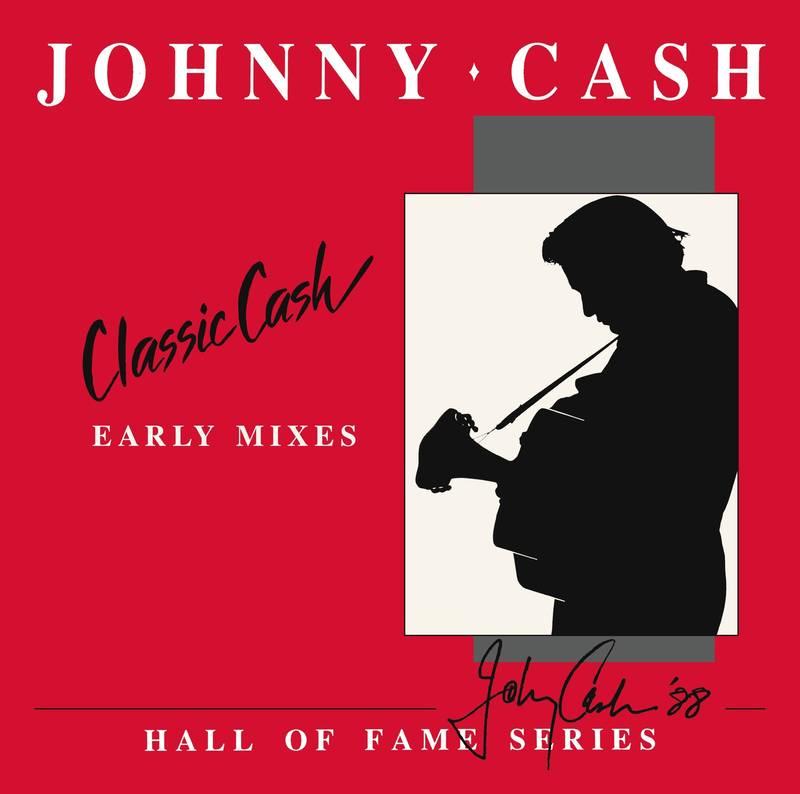 JOHNNY CASH - CLASSIC CASH EARLY MIXES 2LP RSD 2020