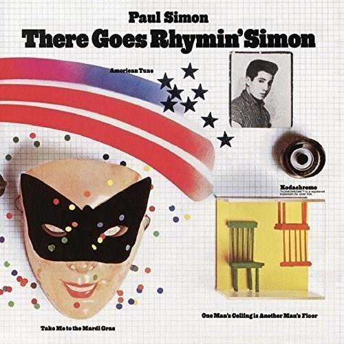 PAUL SIMON THERE GOES