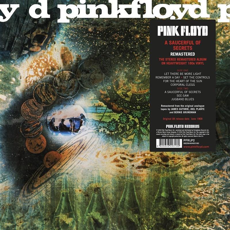 PINK FLOYD - SAUCERFUL