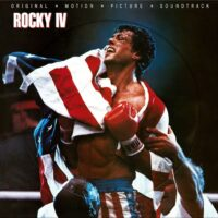 ROCKY IV PICTURE DISC