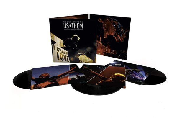 ROGER WATERS US THEM 3LP