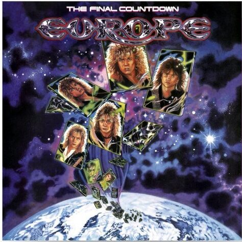 The Final Countdown (Limited Edition Light Purple Vinyl) - LP