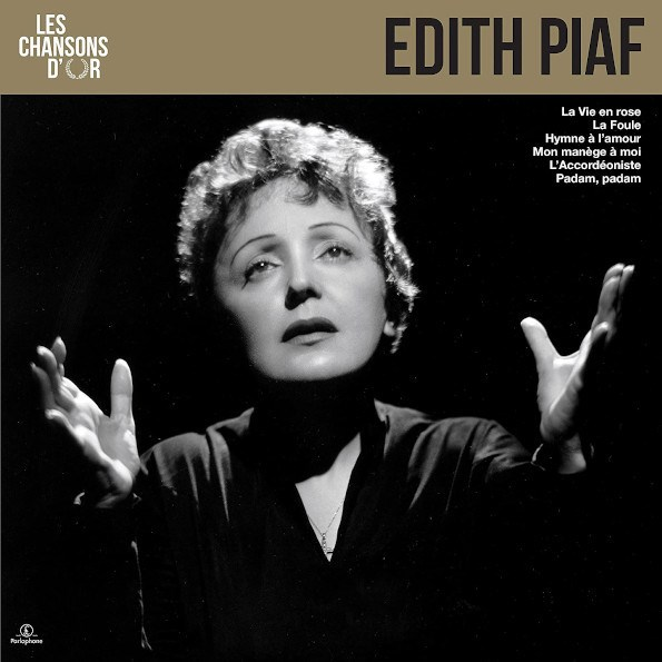 EDITH PIAכ - LE CHANSON D'OR