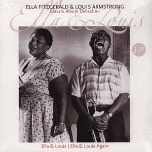 ELLA AND LOUIS 3LP