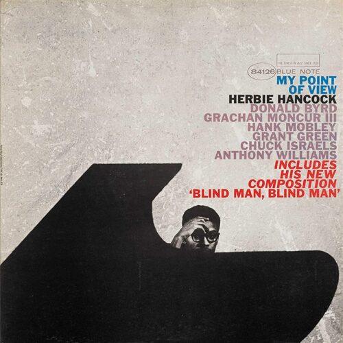 HERBIE HANCOCK - MY POINT OF VIEW TONE POET