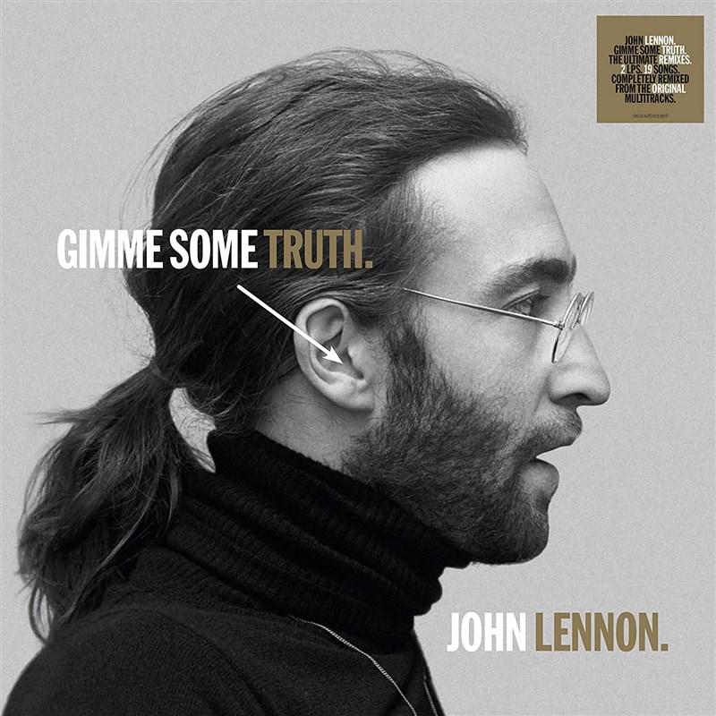 JOHN LENNON - GIMME SOME TRUTH 2LP