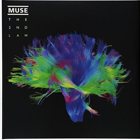 MUSE - THE 2ND LAW 2LP