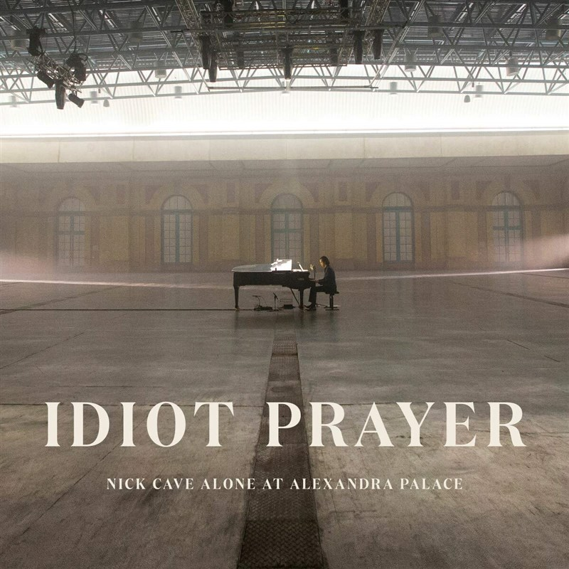 NICK CAVE - IDIOT PRAYER - NICK CAVE ALONE AT ALEXANDRA PALACE 2LP