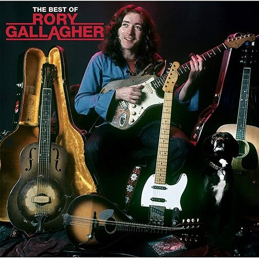 RORY GALLAGHER - THE BEST OF 2LP