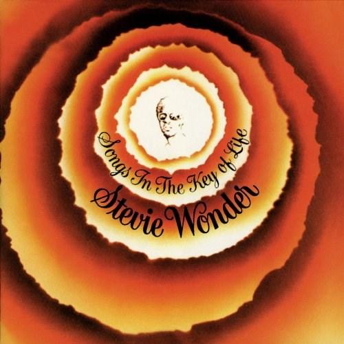 STEVIE WONDER SONGS IN THE KEY OF LIFE 2LP+7