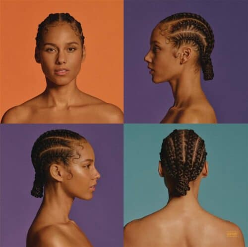 Alicia Keys - Alicia 2LP