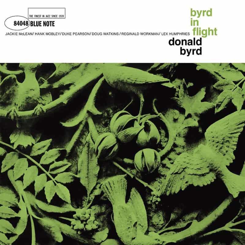 Donald Byrd - Byrd In Flight (Blue Note Tone Poet Series)