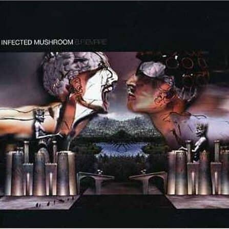 Infected Mushroom B.P. Empire 2LP