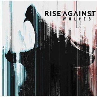 Rise Against Wolves Pink Vinyl