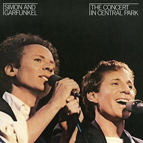 The Concert In Central Park 2LP
