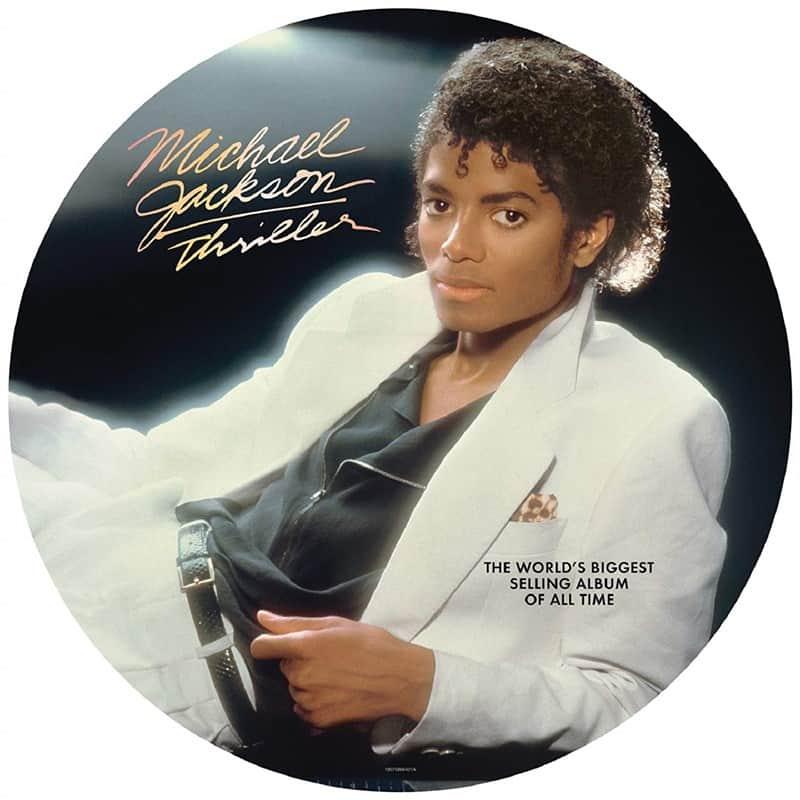 Thriller Picture Disc
