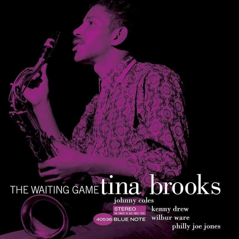 Tina Brooks - The Waiting Game Blue Note Tone Poet Series
