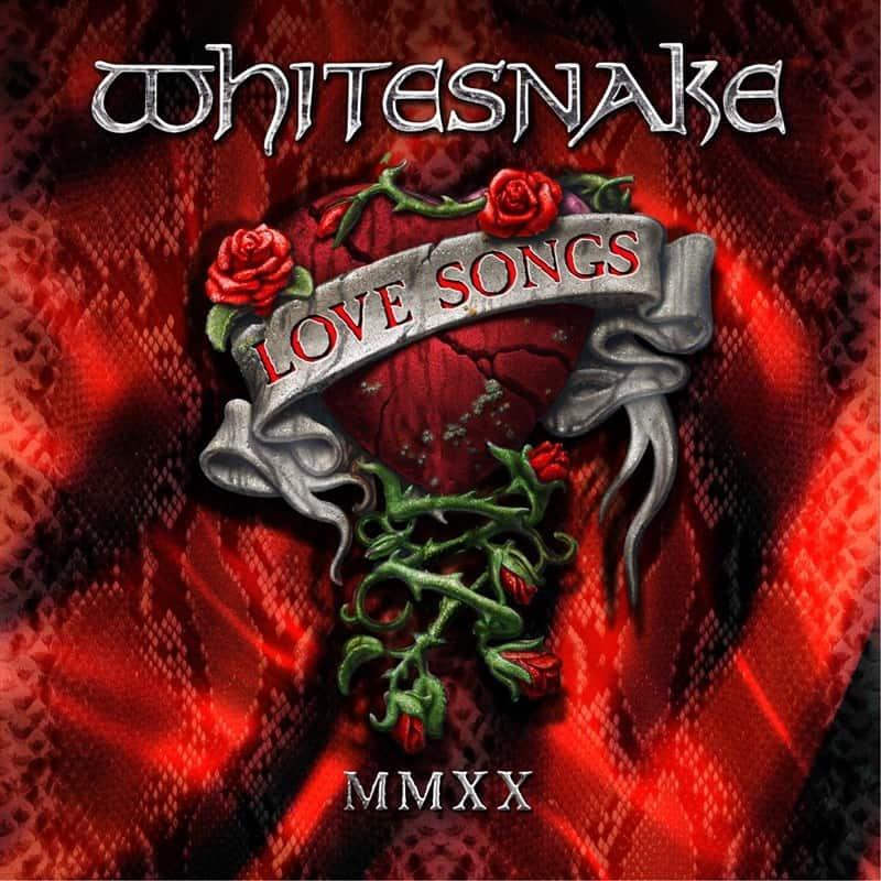 Whitesnake - Love Songs 2LP Red Vinyl
