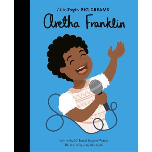 aretha book