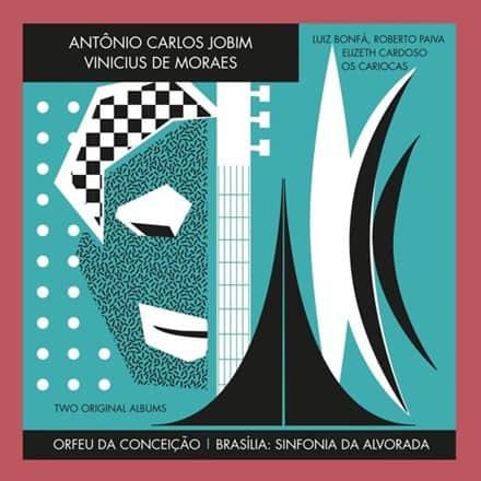 Antonio Carlos Jobim - Orfeu Da Conceicao Brasilia Sinfonia Da Alvorad