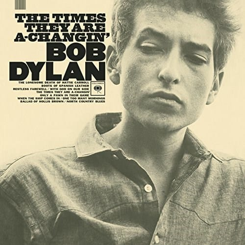 Bob Dylan - Times They Are a Changin