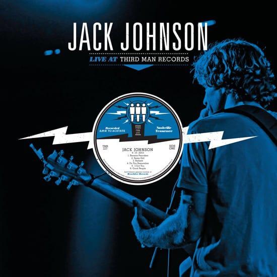 Jack Johnson - Live At Third Man Studios