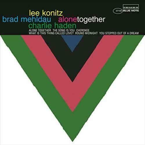 Lee Konitz | Brad Mehldau | Charlie Haden – Alone Together 2LP