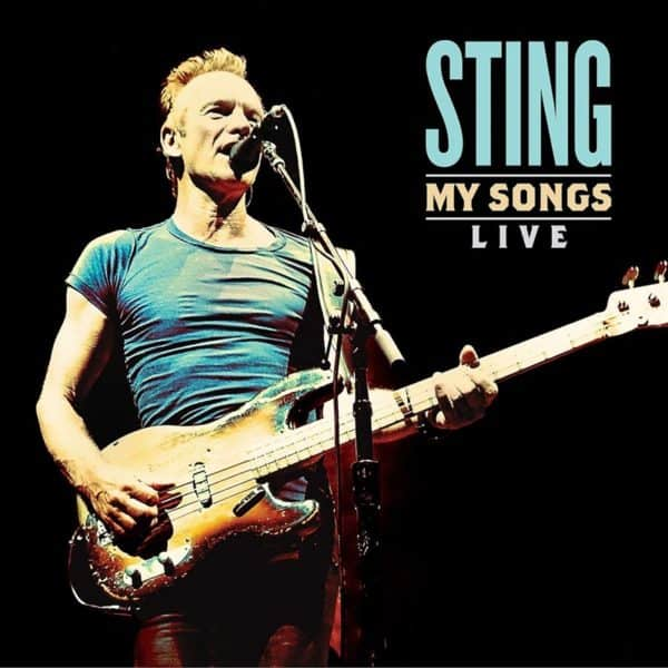 Sting - My Songs (Live) 2LP