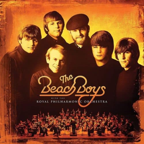 The Beach Boys - With The Royal Philharmonic Orchestra - 2LP
