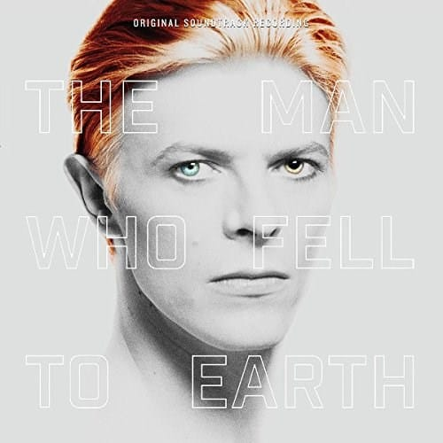 The Man Who Fell To Earth Soundtrack 2LP