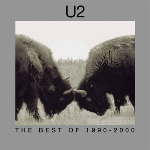 U2 - The Best Of 1990 - 2000 2LP