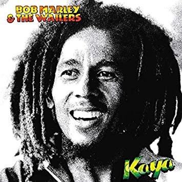 תקליט Bob Marley and The Wailers - Kaya