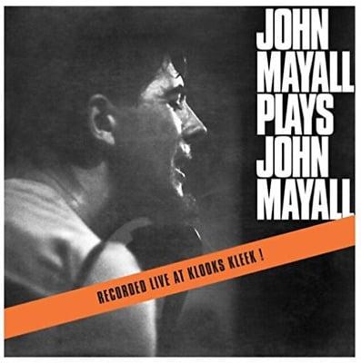 mayall plays mayall
